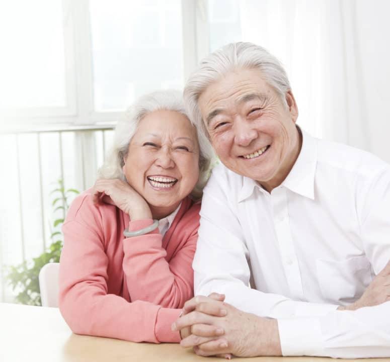 Elderly Couple 2